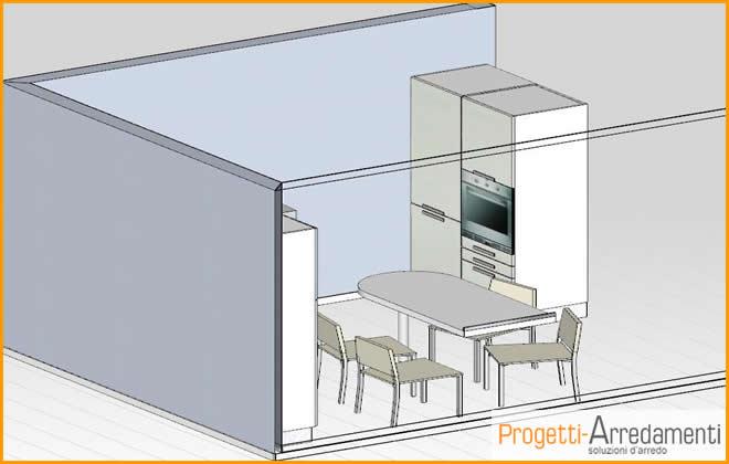 Progetti progetti for Progetti arredamenti